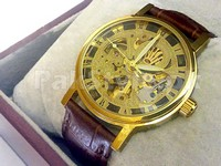 Rolex Skeleton Automatic Watch in Pakistan