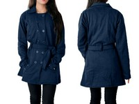 Women's Fleece Winter Coat in Pakistan