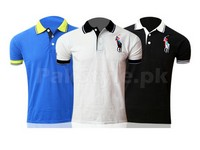 3 US Polo T-Shirts in Pakistan