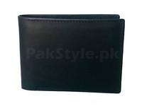 Men's Slim Bifold Pure Leather Wallet in Pakistan