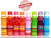 Pack of 4 She Deodorants in Pakistan