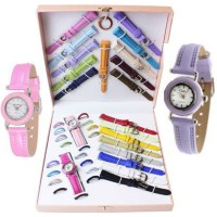 42 Pieces Interchangeable Watch Set in Pakistan