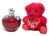 Boya Perfume Gift Set with Teddy Bear in Pakistan