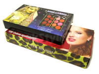 Eyeshadow & Blusher Palettes Bundle Pack in Pakistan