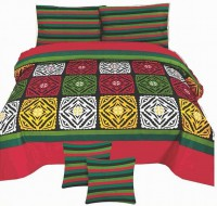 3 Pcs Double Bed Sheet in Pakistan
