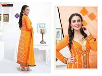Amna Ismail Semi Stitched Wedding Suit in Pakistan