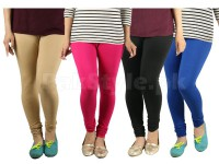 4 Women's Churidar Tights in Pakistan