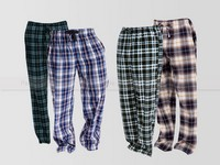 4 Plaid Pajamas Bundle Pack in Pakistan