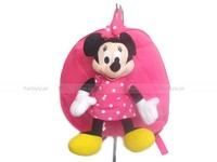 Kids Minnie Mouse Stuffed Backpack in Pakistan