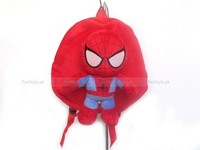 Kids Canvas Spiderman Stuffed Backpack in Pakistan