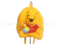Winnie the Pooh Kids Stuffed Backpack in Pakistan