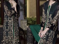 Elegant Chiffon Embroidered Wedding Dress in Pakistan