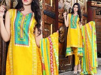 Rashid Classic Lawn with Lawn Dupatta 225-A in Pakistan