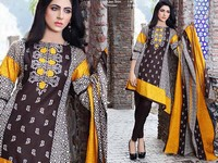 Rashid Classic Lawn with Lawn Dupatta 226-B in Pakistan