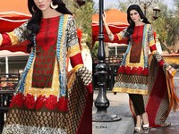 Rashid Classic Lawn with Lawn Dupatta 219-A in Pakistan