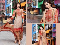 Rashid Classic Lawn with Lawn Dupatta 220-B in Pakistan