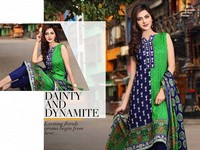 Rashid Classic Lawn with Lawn Dupatta 227-A in Pakistan