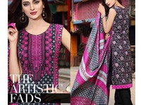 Rashid Classic Lawn with Lawn Dupatta 228-B in Pakistan