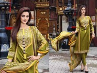 Rashid Classic Lawn with Lawn Dupatta 230-B in Pakistan