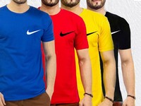4 Nike Logo T-Shirts in Pakistan