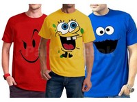 Pack of 3 Funky Logo T-Shirts Price in Pakistan