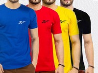4 Reebok Logo T-Shirts in Pakistan