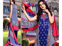 Rashid Classic Lawn with Lawn Dupatta 226-A in Pakistan