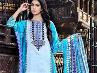 Rashid Classic Lawn with Lawn Dupatta 229-A in Pakistan