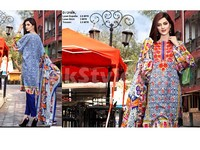 Rashid Classic Lawn with Lawn Dupatta 216-A in Pakistan