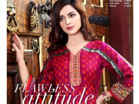 Rashid Classic Lawn with Lawn Dupatta 218-A in Pakistan