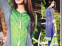 Rashid Classic Lawn with Lawn Dupatta 232-A in Pakistan