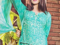 Rashid Classic Lawn with Lawn Dupatta 235-A in Pakistan