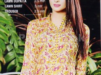 Rashid Classic Lawn with Lawn Dupatta 238-A in Pakistan