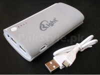 Dual USB Power Bank 12800mAh in Pakistan