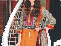 Rashid Classic Lawn with Lawn Dupatta 231-C in Pakistan