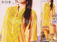 Rashid Classic Lawn with Lawn Dupatta 232-B in Pakistan