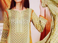 Rashid Classic Lawn with Lawn Dupatta 234-A in Pakistan