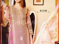 Rashid Classic Lawn with Lawn Dupatta 234-B in Pakistan