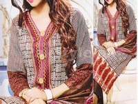 Rashid Classic Lawn with Lawn Dupatta 236-A in Pakistan