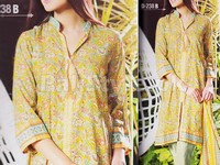 Rashid Classic Lawn with Lawn Dupatta 238-B in Pakistan
