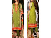 Rashid Classic Lawn with Lawn Dupatta 242-A in Pakistan