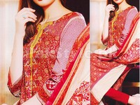 Rashid Classic Lawn with Lawn Dupatta 242-B in Pakistan