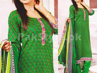 Rashid Classic Lawn with Lawn Dupatta 243-B in Pakistan