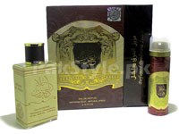 Ahlam Al Arab Perfume & Deodorant Gift pack Price in Pakistan