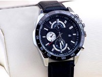 Elegant BLACK Men's Watch Price in Pakistan