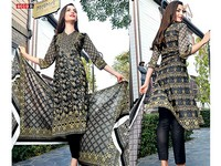 Star Classic Lawn with Lawn Dupatta 4019-B in Pakistan