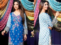 Amna Ismail EID Lawn Collection in Pakistan