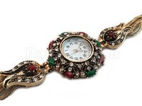 Antique Jewellery Watch Golden in Pakistan
