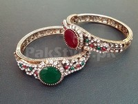 Set of 2 Antique Bangles in Pakistan