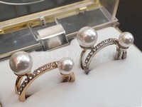 Pack of 2 Pearl Rings in Pakistan